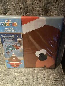 Hey Duggee Christmas Single Bedding From Next