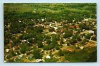 Napanee, Ontario, CANADA - SMALL TOWN AIR VIEW - Vintage Unused Postcard #1 - C1
