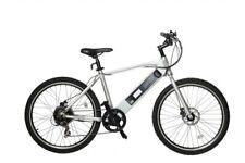 New GenZe - e101 Rec Riser Electric Bike - Silver 350 watts Ebike Bicycle