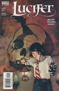 Lucifer #15. August 2001. Vertigo/DC. VF+.