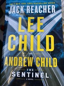 Lee Child The Sentinel Hardcover 1st Edition
