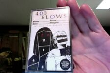 400 Blows- The Good Clean English Fist- sealed cassette tape