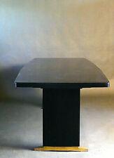 Großer Art Deco  Tisch Konferenztisch Esstisch  Tafel