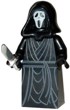 **NEW** Custom Printed - SCREAM - Halloween Horror Slasher Movie Block Minifig