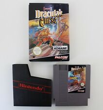 Nintendo NES / Castlevania III Dracula's Curse / Spiel mit OVP / RAR! / #G