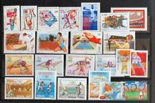 EUROPE 1996 OLYMPICS, XF Cpl. MNH** Sets, Sport Stamps, Cyprus, Italy Malta++