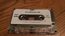 Vintage 1990's demo cassette GUT The Bottomless Pit Crossover Thrash Heavy Metal