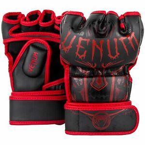 VENUM GLADIATOR 3.0 MMA FINGERLESS GLOVES - VARIOUS COLOURS AND SIZES