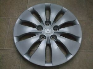 "16"" Honda Accord Hub Cap Hubcap Wheel Cover 2008-2012"