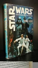 George Lucas / STAR WARS From the Adventures of Luke Skywalker 1st Edition 1976