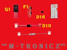LG   50UH5500-UA  POWER SUPPLY   L5L01F     REPAIR  KIT