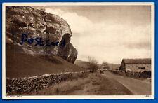 WW2 POSTCARD KILNSEY CRAG WHARFEDALE YORKSHIRE NR GRASSINGTON KETTLEWALL SKIPTON