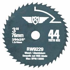 NEW Worx WA5032 / RW9229 76mm 44Teeth HandyCut Replacement Cutting Saw Blade