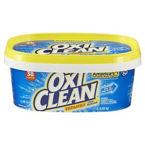 Oxi Clean Multi-Purpose Versatile Stain Remover 1.77 Lb.- 0.802gr. (38 Loads)