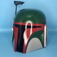 "Custom Boba Fett Helmet Vintage Star Wars 12"" Action Figure Style"