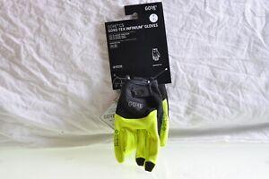 Gore-Tex C5 Infinium Gloves 100501 EU 8 US L Large Black Neon