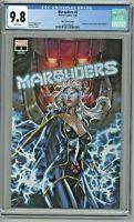 Marauders #2 CGC 9.8 Kael Ngu Variant Cover Unknown UCB Comics Elite Exclusive