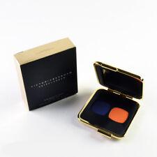 Victoria Beckham by Estee Lauder Eye Matte Duo #3 Saphir / Orange Vif - 0.06 Oz.