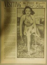 Visiting The Studios with Neil Rau: Featuring Donna Reed from 1940's