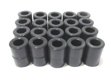 SLOT CAR HO SCALE ( 20 PAIR X-LOW SILICONE TIRES FITS G-PLUS TYCO 440-X2 ) NEW