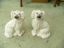 china dogs - Staffordshire dogs