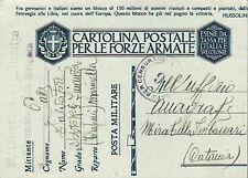 9627) WW2, R. GUARDIA DI FINANZA, MARINELLA, TRAPANI.