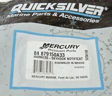 *NEW* Mercury Quicksilver Wiring Harness Part # 84 879150A33 / 5256156 Skyhook