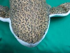 BIG LIFELIKE SCHLITTERBAHN LEOPARD SHARK HAND BODY PUPPET PLUSH STUFFED ANIMAL