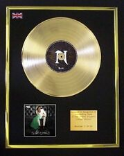 NAS LIFE IS GOOD CD GOLD DISC RECORD VINYL LP FREE POST TO UK