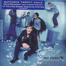 Mad Season by Matchbox Twenty (CD) - DISC ONLY