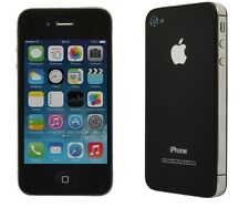Apple iPhone 4 8GB Black Straight Talk Smartphone Clean ESN (Sprint)
