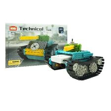Play N Learn STEM Educational DIY Battery Operated Technical Tank