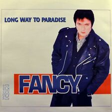 """7"""" FANCY Long Way To Paradise / Slice Me Nice / Lady Of Ice / Flames.. KOCH 1994"""