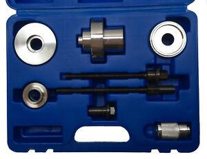Silentlager Werkzeug Satz Gummibuchse Querlenker Gummilager Radlager VW Polo 9N