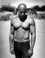 POSTER VIN DIESEL SEXY MAN FAST AND FURIOUS RIDDICK #1