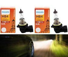 Philips Rally Vision 9006 HB4 70W Two Bulbs Head Light Replace High Watt Rally
