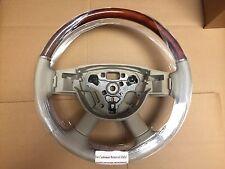 NEW OEM 2008-10 Jeep Grand Cherokee Overland Commander Wood Trim Steering Wheel