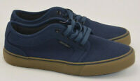 Maui and Sons Surf Men's Navy Blue Skater Sneakers Shoes    Men's Size 10