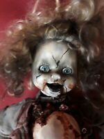 Sinisterly Sissy's 'Kelsy' Undead,Spooky,Creepy,Haunted, Gothic, 20 inch