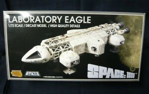 SPACE 1999 LABORATORY EAGLE TRANSPORTER 1/72 Scale Diecast Model Gerry Anderson