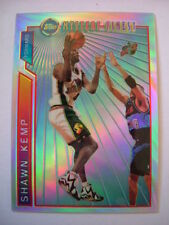 Basketball Trading Cards Refractor 1996-97 Season