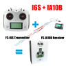 Flysky FS-i6S 2.4G 10ch 2A Transmitter with IA10B Receiver For RC Quadcopter