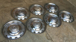 LANCIA Aurelia B20 B24 hubcaps original wheel-covers