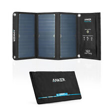 Anker 21W PowerPort Solar 2 Port Portable Solar Charger with Power IQ Technology