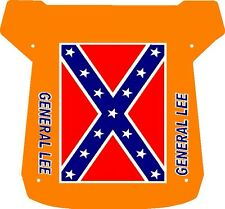 GENERAL LEE RZR 900/1000 PRINTED ROOF GRAPHIC VINYL DECAL STICKER POLARIS