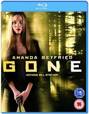 Gone [Blu-ray] [2017]           Brand new and sealed