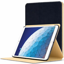 Apple iPad Air 3 Smart Cover | Protective Luxury Case Cover Stand | Navy Blue