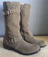 Juicy Couture giordana Womens Boots Grey 9  US / 7 UK