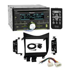 Pioneer CD USB Bluetooth Sirius Car Stereo Dash Kit Harness 03-07 Honda Accord