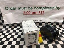 FUJI earth leakage circuit breaker EG52AC, 15A, AC 100-230V, EB2BEAC-015C #1536L